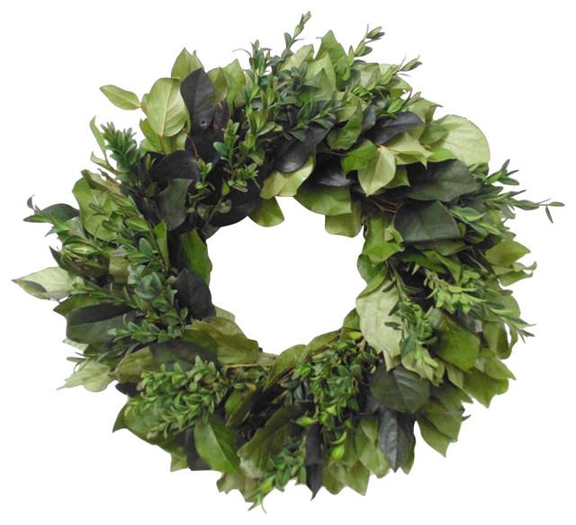 Irish Forest Wreath.