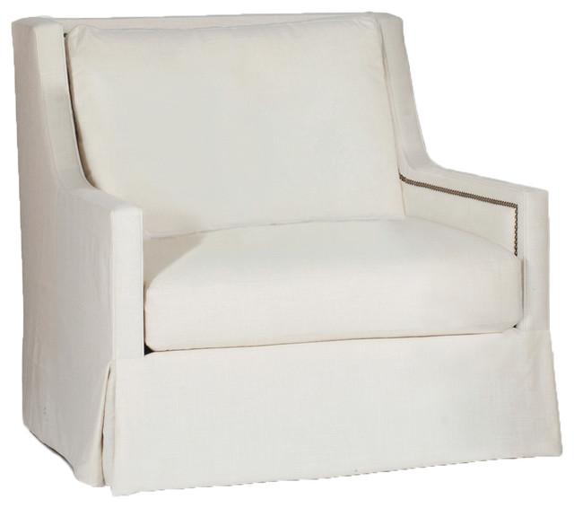 Gabby Helena High Back Swivel Chair Contemporary
