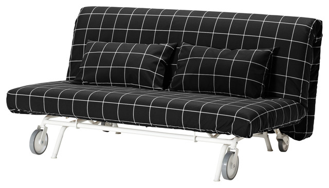 ikea ps murbo two seat sofa bed contemporary futons. Black Bedroom Furniture Sets. Home Design Ideas