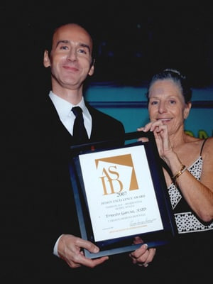 2007: ASID Design Excellence Award – Model Homes Category