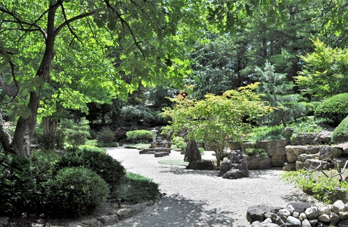 The Japanese Garden. Wisconsin ...