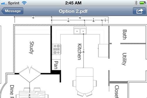 Help with kitchen layout