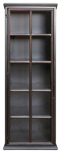 Lazarus Tall Wall Cabinet.
