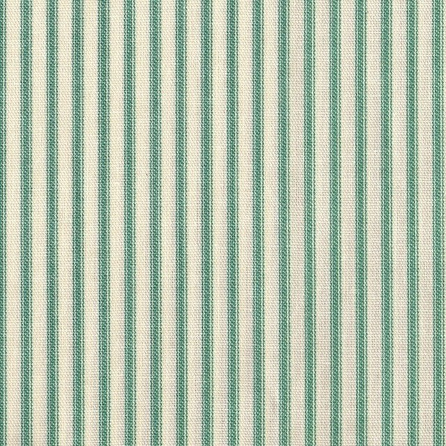 Tab Tob Curtain Panels French Country Ticking Stripe Pool Cotton, 63, Set Of 2.