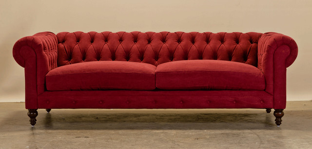 Chesterfield Sofa Modern Sofas By COCOCO Home Inc