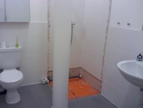 Wet room - tiled floor or shower tray?