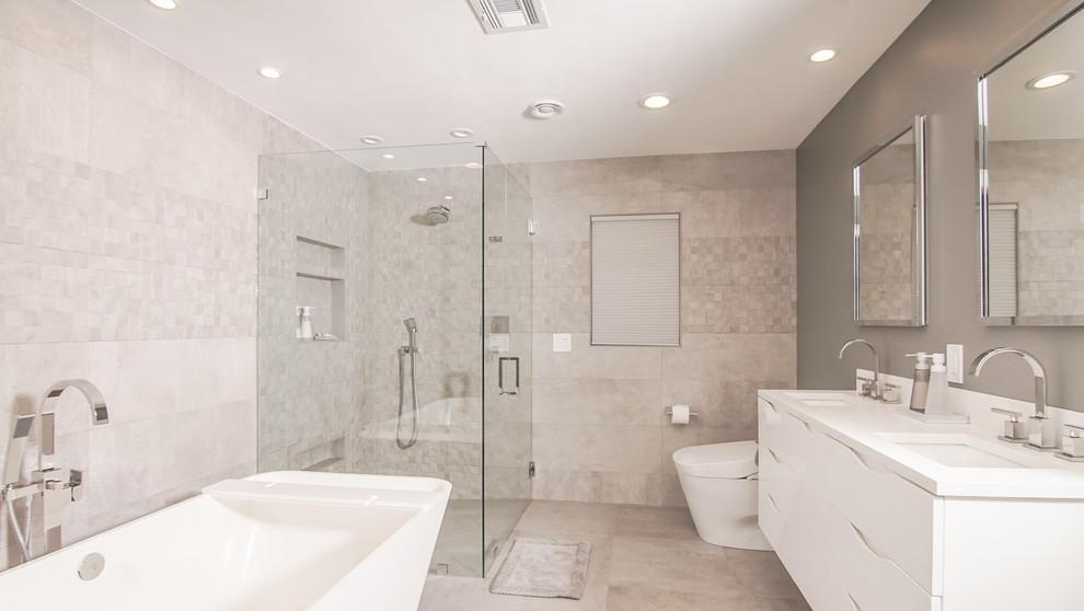 Venetian bathroom renovation