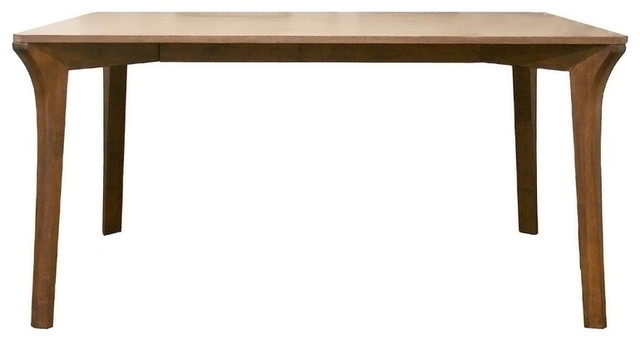 Superb Baxton Studio Mier Wood Dining Table, Brown