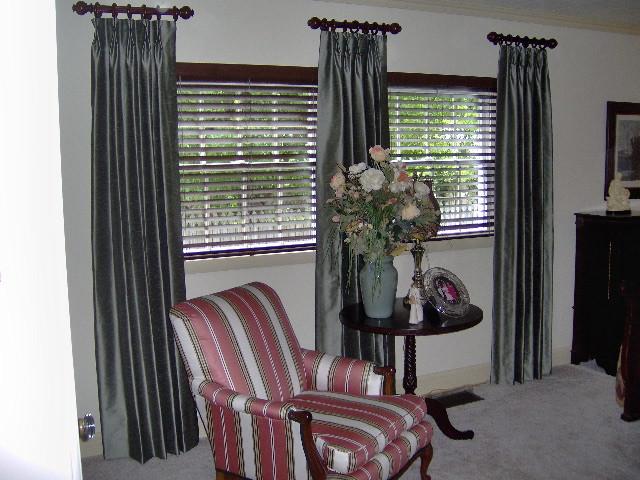 Window treatments for International decor window treatments