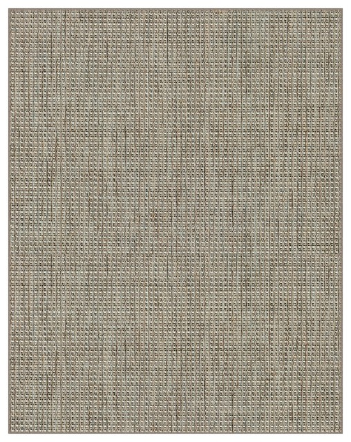 Couristan Indoor/outdoor Carpet, Home Accent Rug, Kona Driftwood, Xxl: 12&x27;x14&x27;.