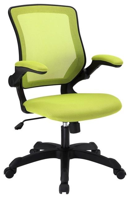 Modway Veer Mesh Office Chair Eei-825-Grn.