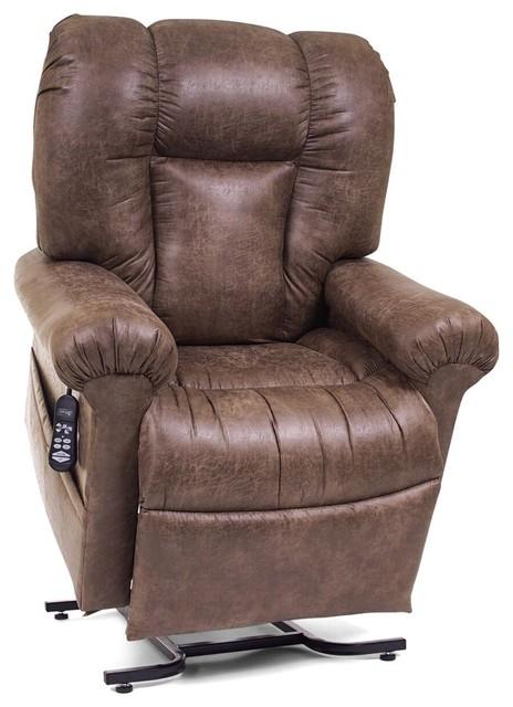 UltraComfort UC520-M Medium (375#) StellarComfort Zero Gravity Lift Chair, Silt by UltraComfort America