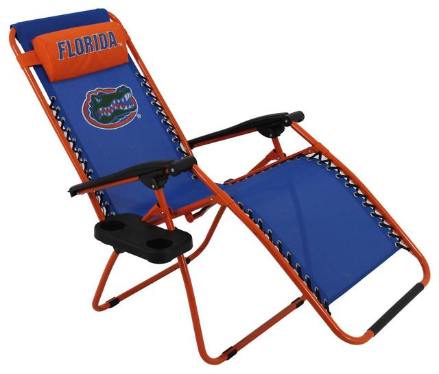 Florida Gators Zero Gravity Chair Traditional Outdoor