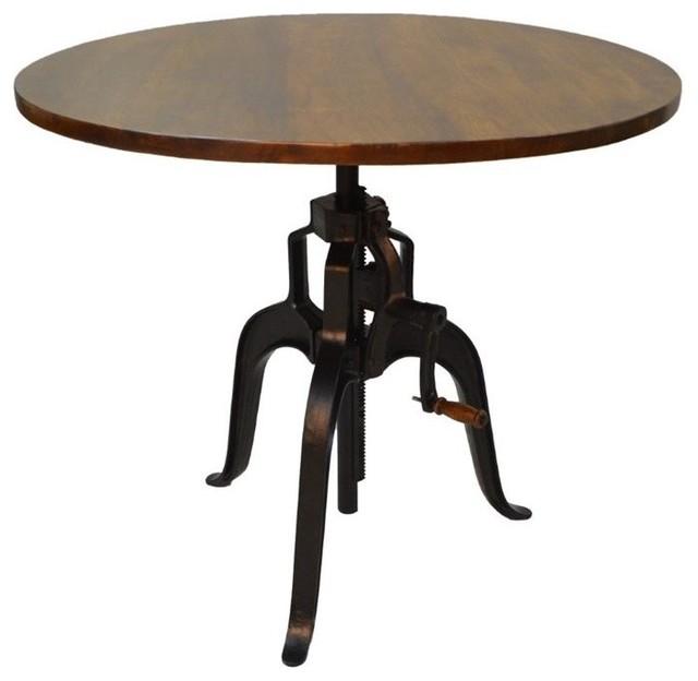 Carolina Classics Linnea Adjustable Dining Table