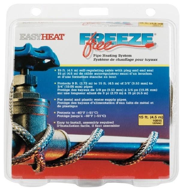 AHB  Length No  Produc Easy Heat  Sub Brand Brand Name 3 ft Self Regulating