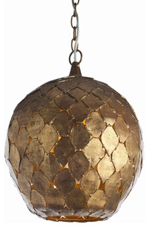 Osgood Iron Pendant Light Traditional Pendant Lighting