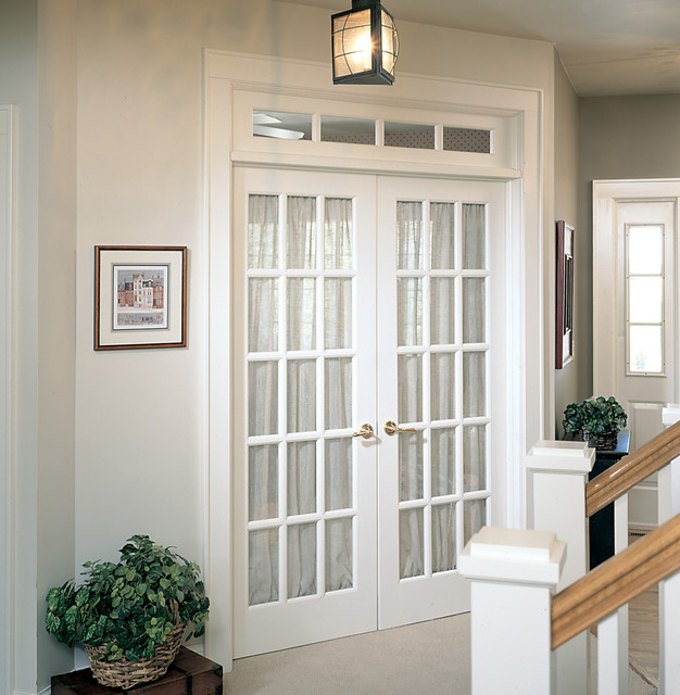 Glass french doors interior doors sacramento by for Interior glass french doors