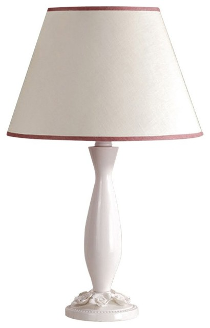 Laura Ashley BTP406 Paris Ceramic Table Lamp Base Cream - Table ...