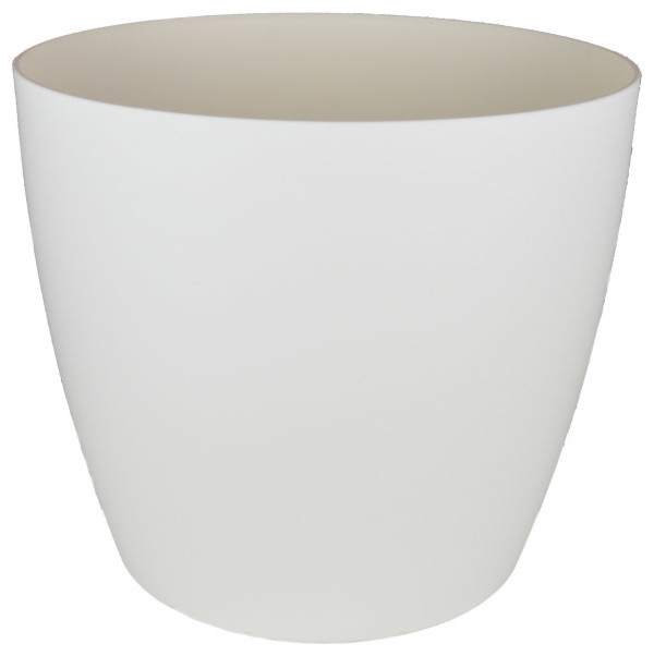 "American Essence Memphis Planter, White, 13""x11.5"""