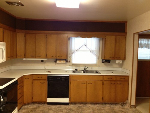 1950 Kitchen Cabinets need help for 1950's kitchen!