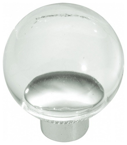 Lucite Eclectic Knob - Transitional - Cabinet And Drawer Knobs - by designerknobsandpulls
