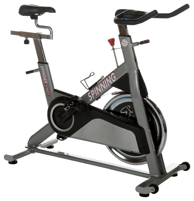 Spinner Sprint Bike Package Contemporary Home Gym  : contemporary home gym equipment from www.houzz.com size 618 x 640 jpeg 66kB