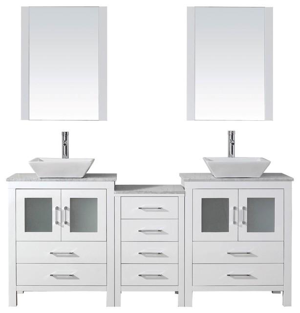 Dior 66 Double Bathroom Vanity Set Espresso Bathroom Vanities And Si