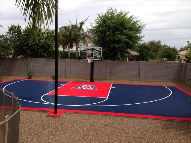 Sport Court Ideas