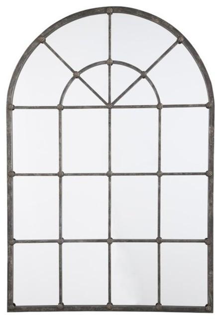 Ashley Oengus Decorative Mirror, Bronze.