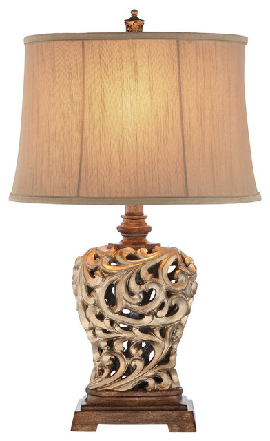 Avery Table Lamp, Without Bulb.