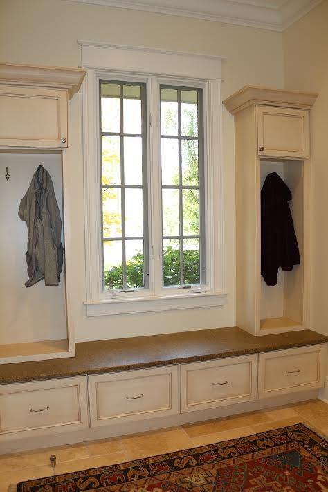 Winnetka Residence- Mud Room/Laundry Room