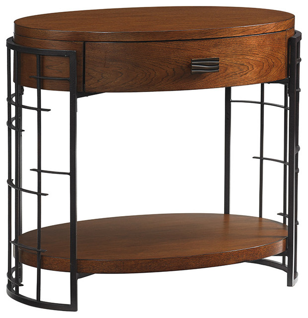 Shop Houzz Lexington Home Brands Lexington Island Fusion  : contemporary nightstands and bedside tables from www.houzz.com size 620 x 640 jpeg 83kB