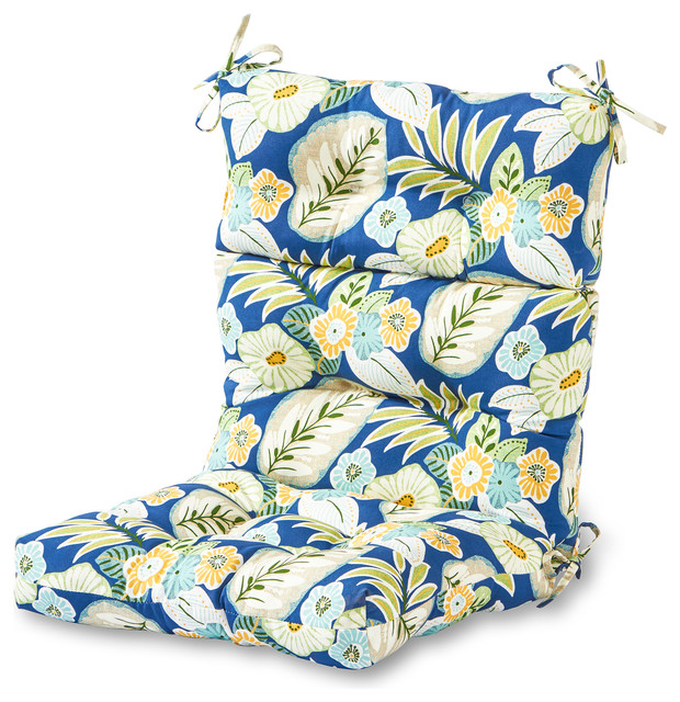 Outdoor High Back Chair Cushion - Contemporary - Outdoor Cushions And Pillows - by GREENDALE ...