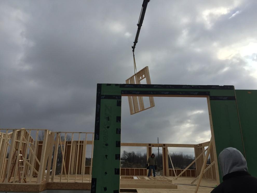 Custom Home Build