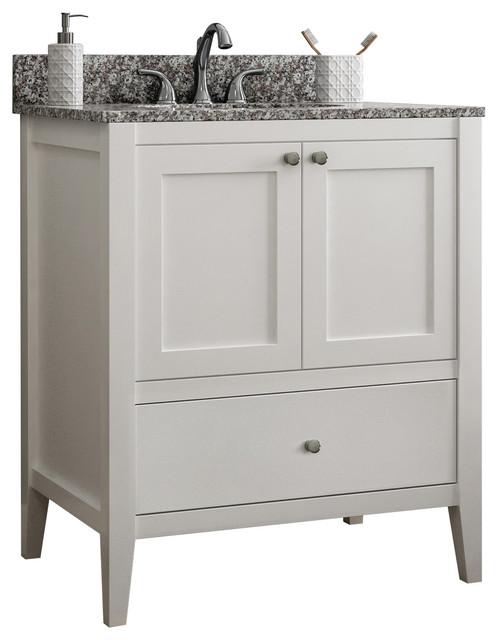 Vanguard bathroom vanity with bottom drawer 24 - Bathroom vanity with bottom drawer ...