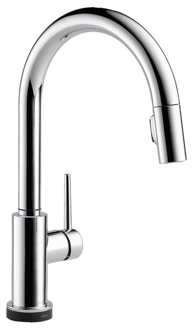 Delta Trinsic Lead Free Single Handle Pull Out Kitchen