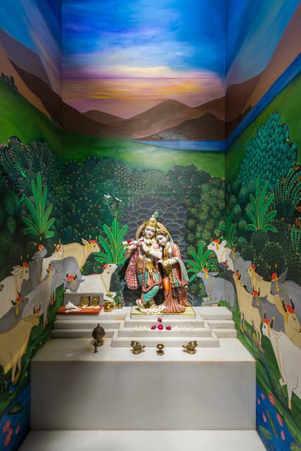35 Serene Puja Room Designs
