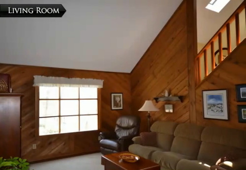 Perfect Need Help W/ Diagonal Wood Paneling In Our New Living Room?