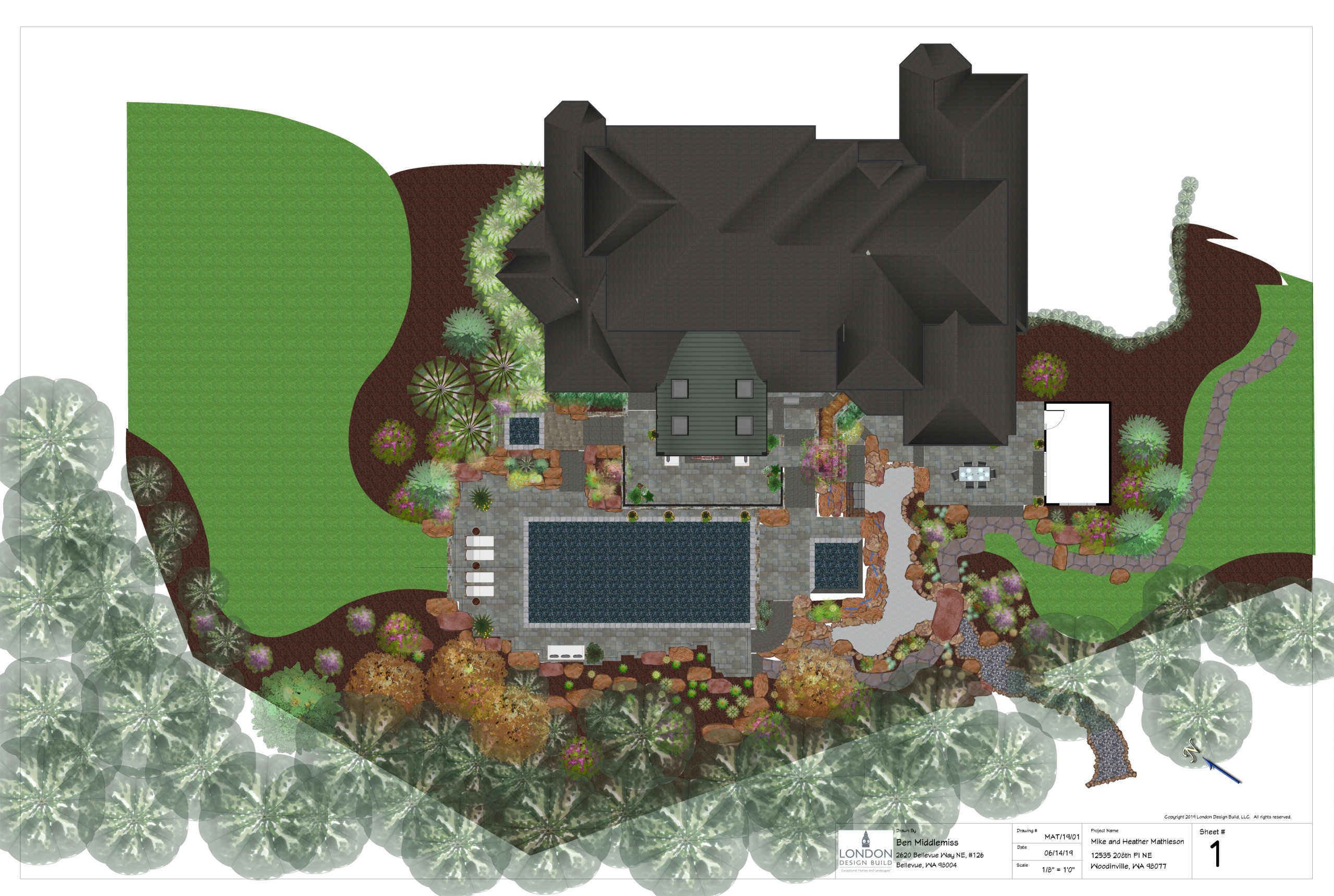 Rendering - Woodinville