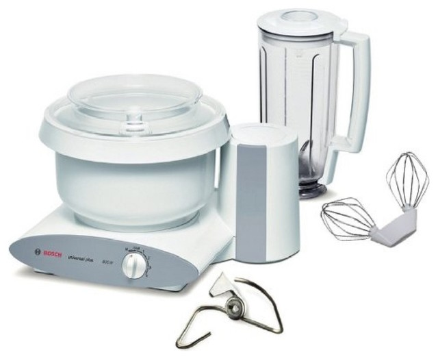 Bosch Universal Plus Kitchen Machine Contemporary Mixers By The Cooking Tools