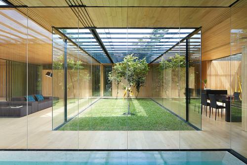 Espacio creado por PAAS. puigcorbé architects federico babina
