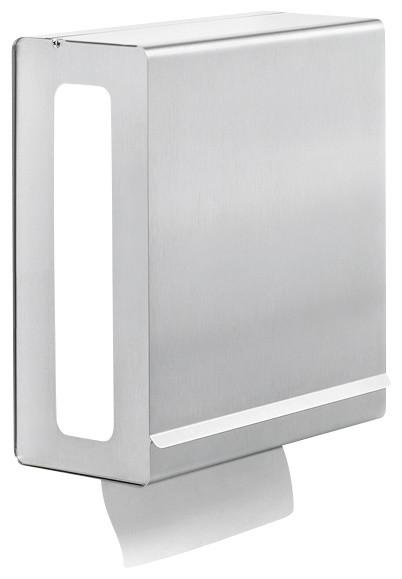 Towel Soap Dispenser ~ Nexio paper towel dispenser modern soap lotion
