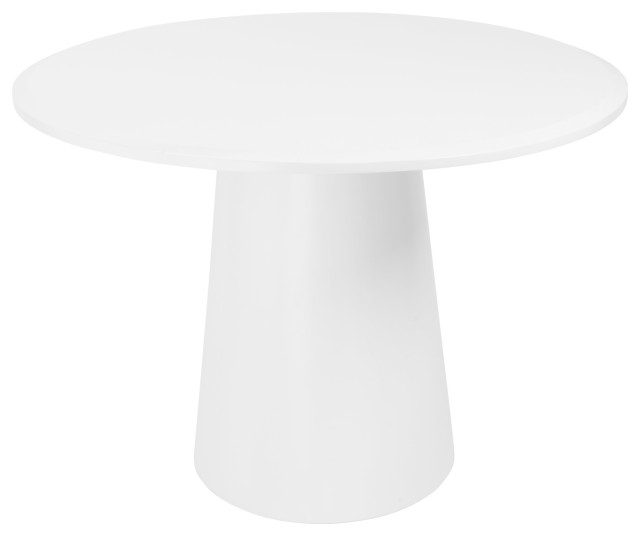 Deodat 79-inch Oval Dining Table