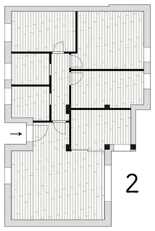 Direzione parquet rovere consiglio for 1850 design della cucina