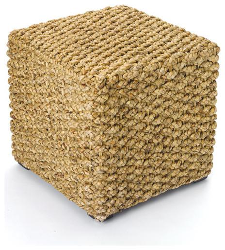 Shop Houzz Go Home Ltd Woven Beach Combers Cube
