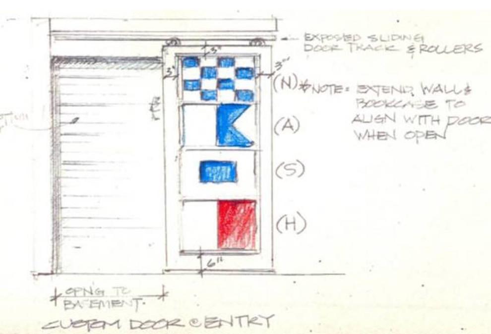 Sketch to Final Design