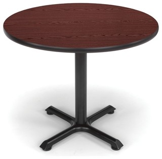 Ofm Round Multi Purpose Table Dining Tables By Bisonoffice