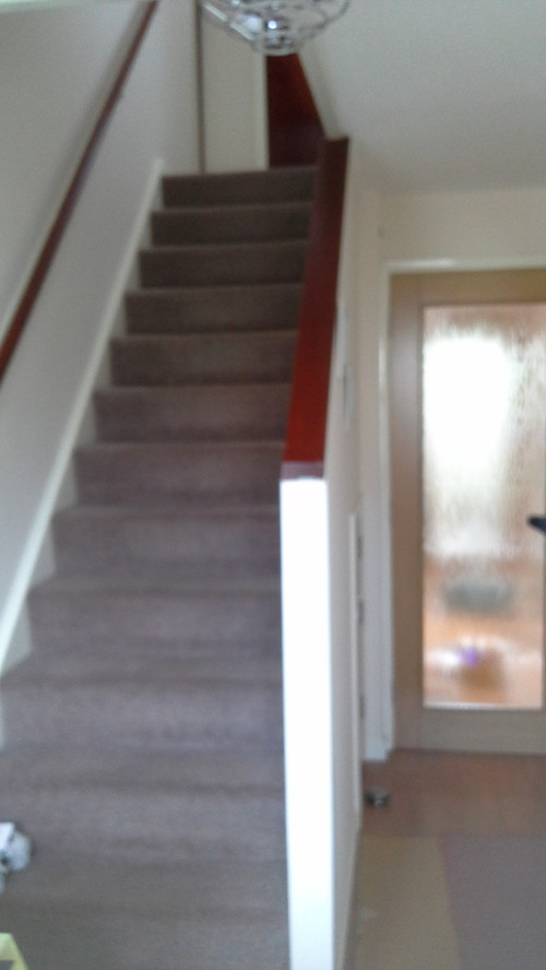 Hall Stair Landing Paint Colour