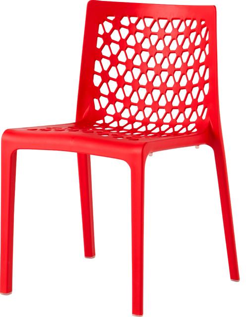 Milan Chair Contemporary Outdoor