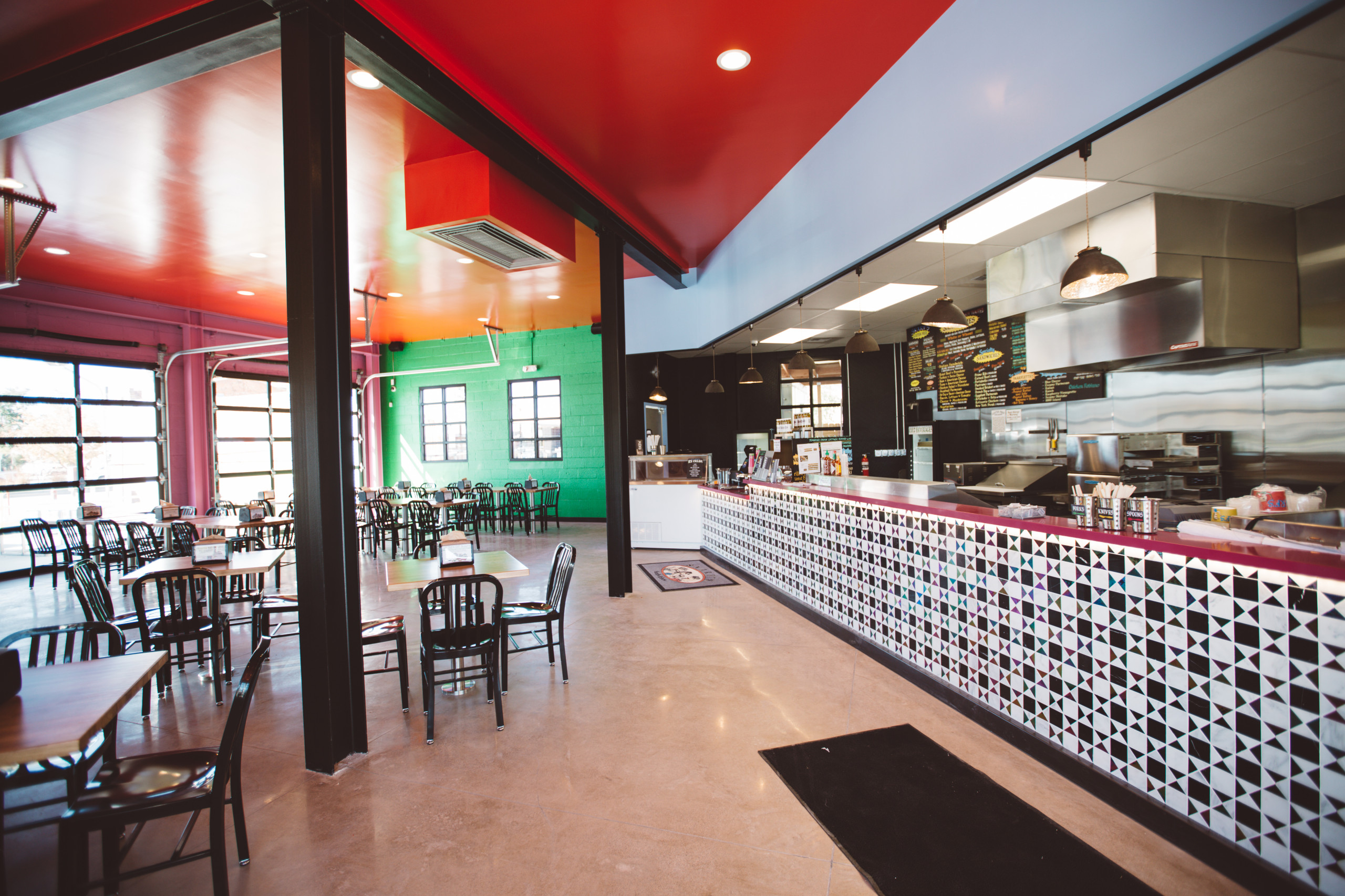 Snarf's Denver - Commercial/Restaurant